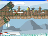 Northpole Showdown Windows Epic fight on bridge