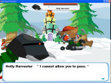 Northpole Showdown Windows Boss fight