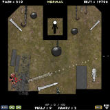 "Drop Dead 3 Browser Level 7 ""The Duel"", World 4"