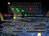 Who Wants to Be a Millionaire: Party Edition Windows These are the action keys for a single player game. Games can also be played via the mouse but that's a bit awkward in multi-player games