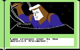 Lane Mastodon vs. the Blubbermen Commodore 64 Don't you need oxygen to breath in space, Lane?