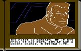 Gamma Force in Pit of a Thousand Screams Commodore 64 Ratchet, the pilot.
