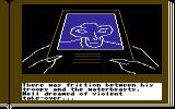 Gamma Force in Pit of a Thousand Screams Commodore 64 Wow! An I-Pad!