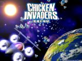 Chicken Invaders 2: The Next Wave Windows Title screen