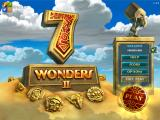 7 Wonders II iPad Main Menu