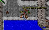 Ultima VII: Part Two - Serpent Isle DOS Having an intellectual conversation with a dog in Moonshade, while glaring at the leather leggings you have thrown out