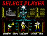 Golden Axe ZX Spectrum Select player
