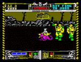 Golden Axe ZX Spectrum Level end bosses