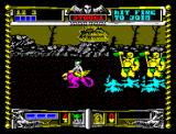 Golden Axe ZX Spectrum Special powers attack