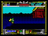 Golden Axe ZX Spectrum Turtle village stage