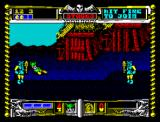 Golden Axe ZX Spectrum Shoulder attack