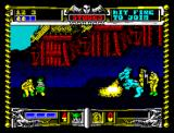 Golden Axe ZX Spectrum Fire dragon