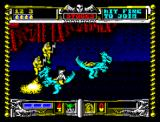 Golden Axe ZX Spectrum Dragons duel
