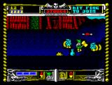 Golden Axe ZX Spectrum Meat gives more live energy