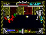 Golden Axe ZX Spectrum Fireball dragon