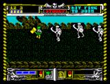 Golden Axe ZX Spectrum Skeletons squadron
