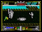 Golden Axe ZX Spectrum Silver knights
