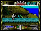 Golden Axe ZX Spectrum Eagle bridge