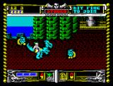 Golden Axe ZX Spectrum Last supplies before final duel