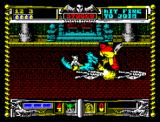 Golden Axe ZX Spectrum Death adder
