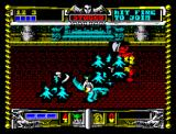 Golden Axe ZX Spectrum Maximum power magic attack