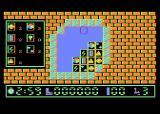 Lorien's Tomb Atari 8-bit Level 0