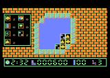 Lorien's Tomb Atari 8-bit Table on the left shows remaining elements