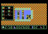 Lorien's Tomb Atari 8-bit Level 2