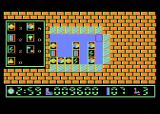 Lorien's Tomb Atari 8-bit Level 7