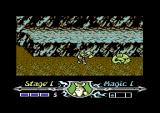 Golden Axe Commodore 64 Sleeping dragon