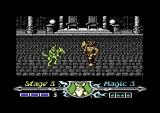 Golden Axe Commodore 64 Death Adder