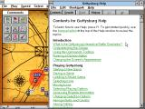 Gettysburg: An Interactive Battle Simulation Windows 3.x Help