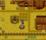 Harvest Moon SNES Plowing is hard work, but you can't grow any vegetables without good soil to plant them in.