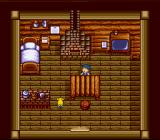 Harvest Moon SNES Each morning wake up and eat breakfast for stamina.