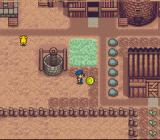 Harvest Moon SNES Sometimes plowing will unearth valuable items. In this case you've found some money...while discoveries varies, plowing everything in sight maybe a good idea...just in case.
