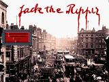Jack the Ripper DOS Title Screen