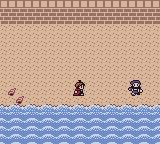 Quest: Brian's Journey Game Boy Color Beach
