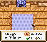 Quest: Brian's Journey Game Boy Color Improve magic