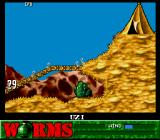 Worms SNES Tipi as terrain