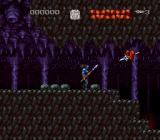 Musya: The Classic Japanese Tale of Horror SNES Demon with spear