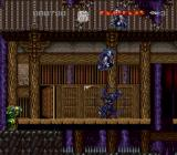 Musya: The Classic Japanese Tale of Horror SNES Spear like rotary-wing