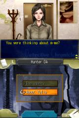 Jake Hunter: Detective Chronicles Nintendo DS Episode 1 - Talking to Yulia, your assistant.