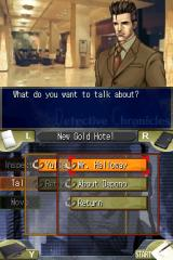 Jake Hunter: Detective Chronicles Nintendo DS Episode 2 - Client should be waiting somewhere in this hotel.
