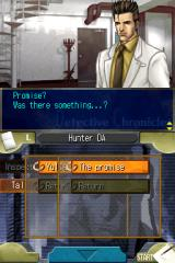 Jake Hunter: Detective Chronicles Nintendo DS Episode 3 - Seems Jake forgot a promise he made to Yulia.