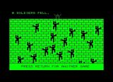 Siege Commodore PET/CBM Game over!
