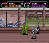 Teenage Mutant Ninja Turtles: The Hyperstone Heist Genesis Now, like in Japan