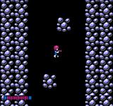 Ai Senshi Nicol NES Falling to the underworld.