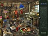 Lost Secrets: Bermuda Triangle Macintosh Captain Salvatore garage - objects