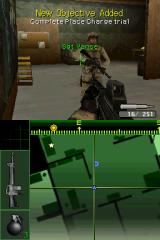 Call of Duty 4: Modern Warfare Nintendo DS Time to become a demolition expert.
