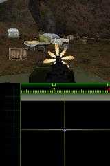 Call of Duty 4: Modern Warfare Nintendo DS Shoot the trucks to take nearby enemies in an explosion blast.